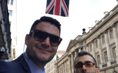 PAHALAW & TITANUS WEALTH PLANNING business trip to UK for promoting tax & asset planning services to non-doms realized with success.